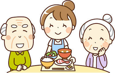 介護現場食事介助