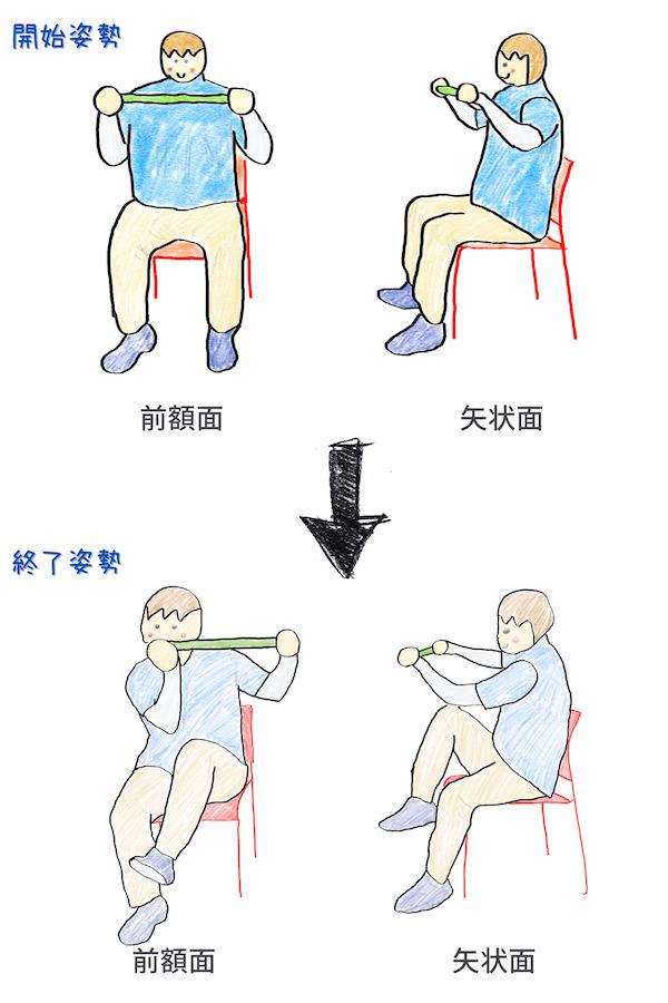 棒体操説明4