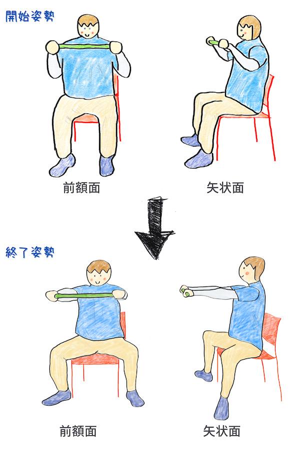 棒体操説明8