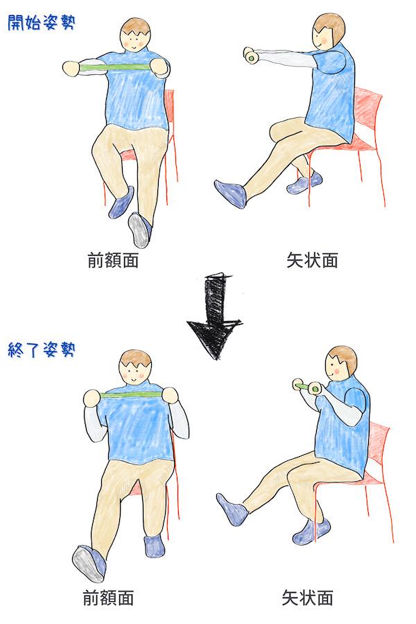 棒体操説明9