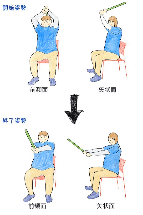 棒体操説明10