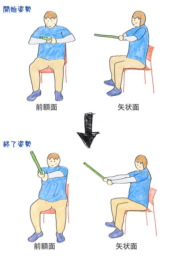 棒体操説明13