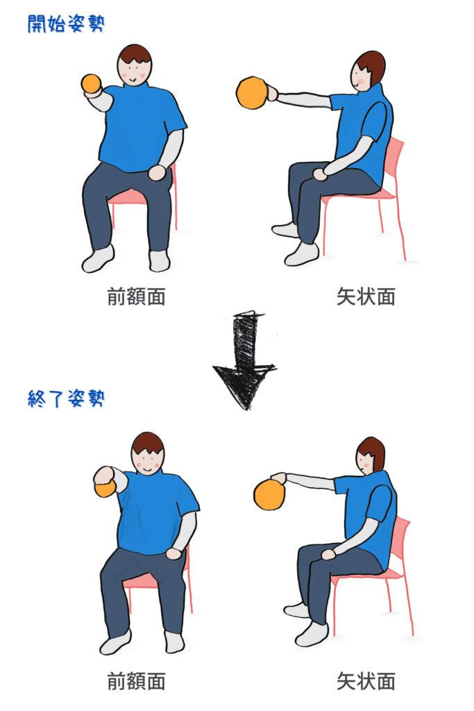 ボール体操1